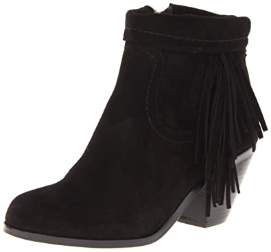 b50d636d96e8 Sam Edelman Women s Louie Ankle Fringe Boot
