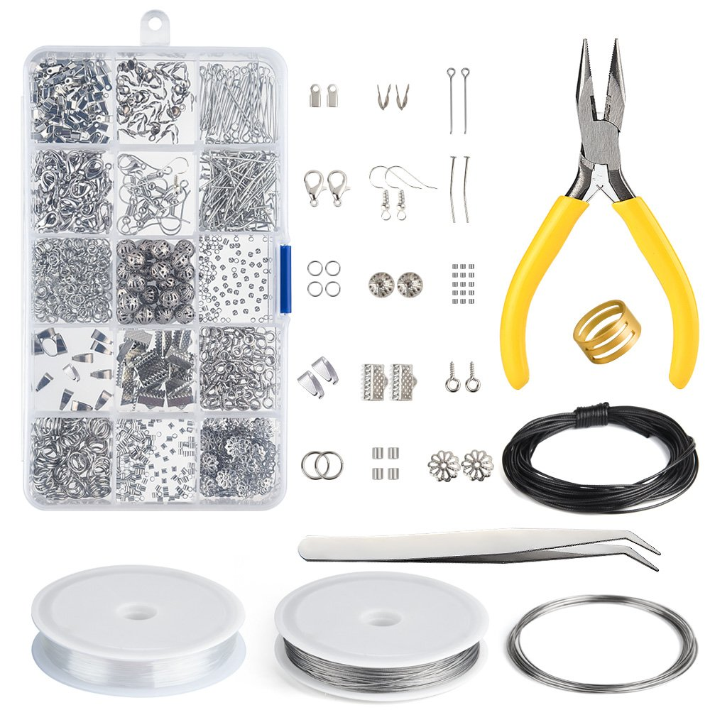 Kuuqa Starter Jewelry Making Kit