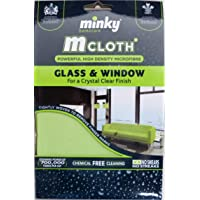 Minky - M Cloth - Glass & Window