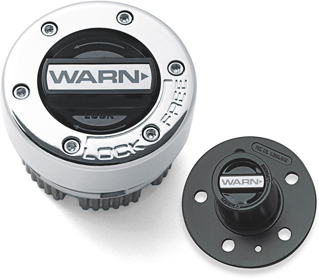 Warn 9790 Standard Manual Hub Kit