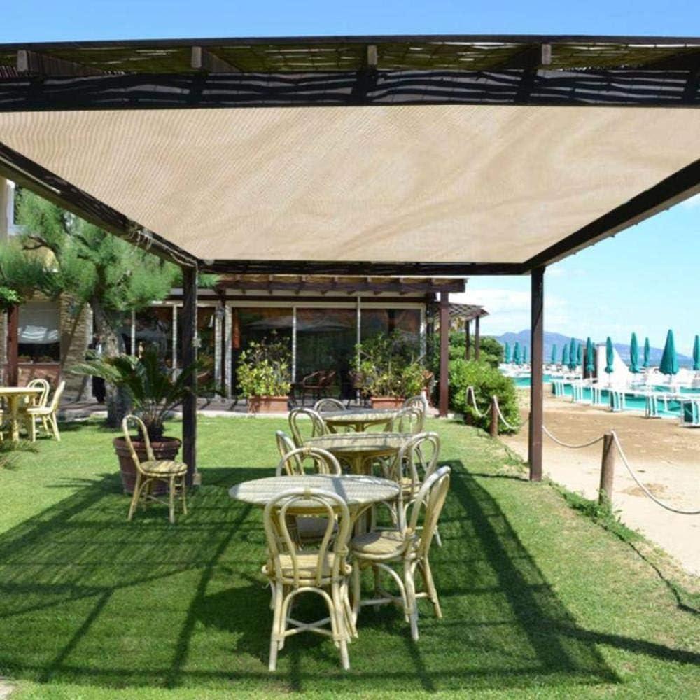 YLA Impermeable Sun Shelter Sunshade Sun Sail Canopy Patio Toldo Camping Shade Cloth, 0.6x1m: Amazon.es: Hogar