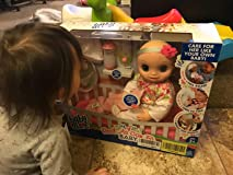 By far the Cutest baby doll on the market! A few cons but totally worth it coz my baby loves it!