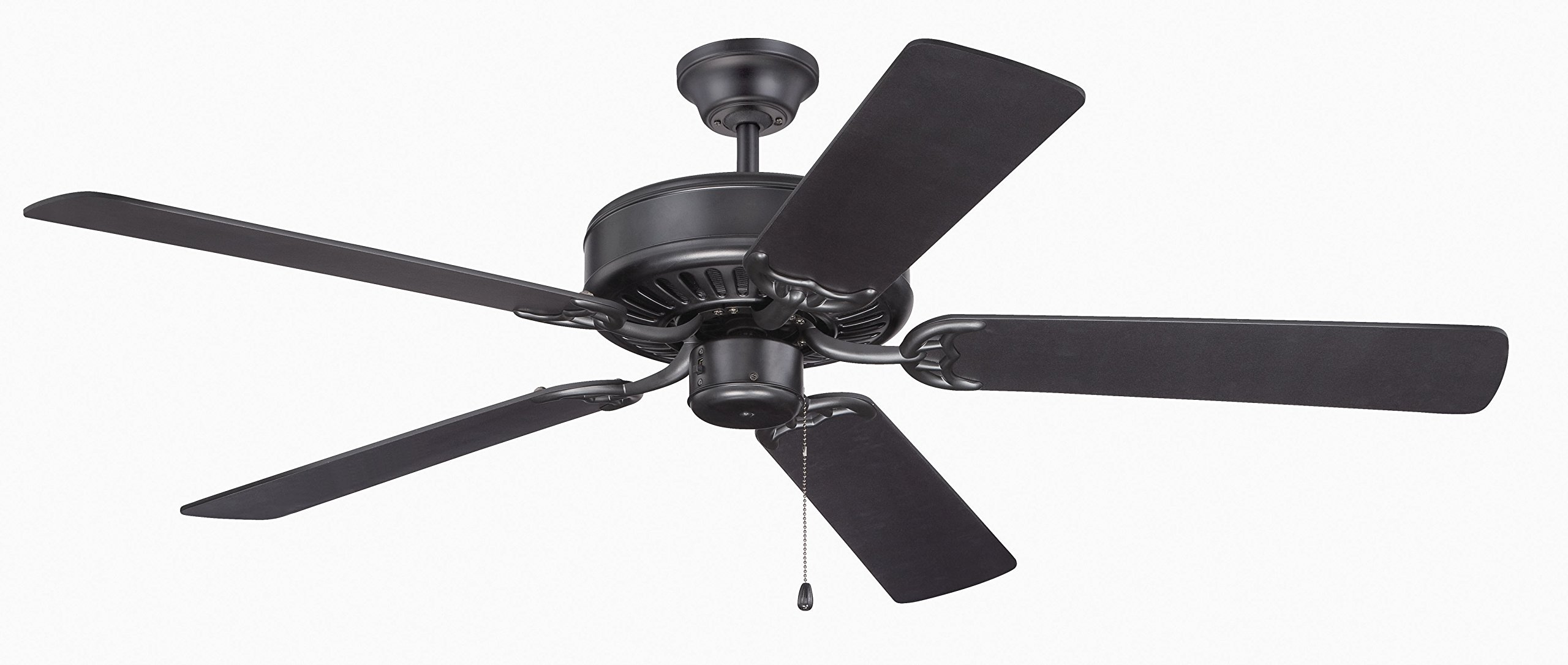 Craftmade K11136 Ceiling Fan Motor with Blades Included, 52''