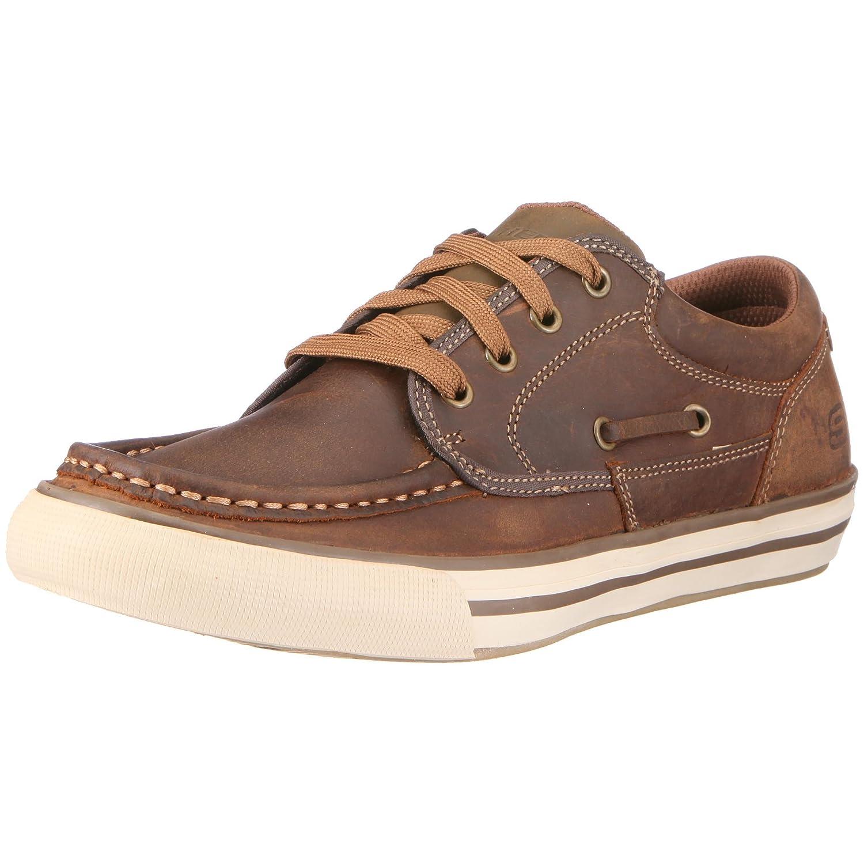 Chaussures Skechers Homme Skechers Planfix Creons Marron