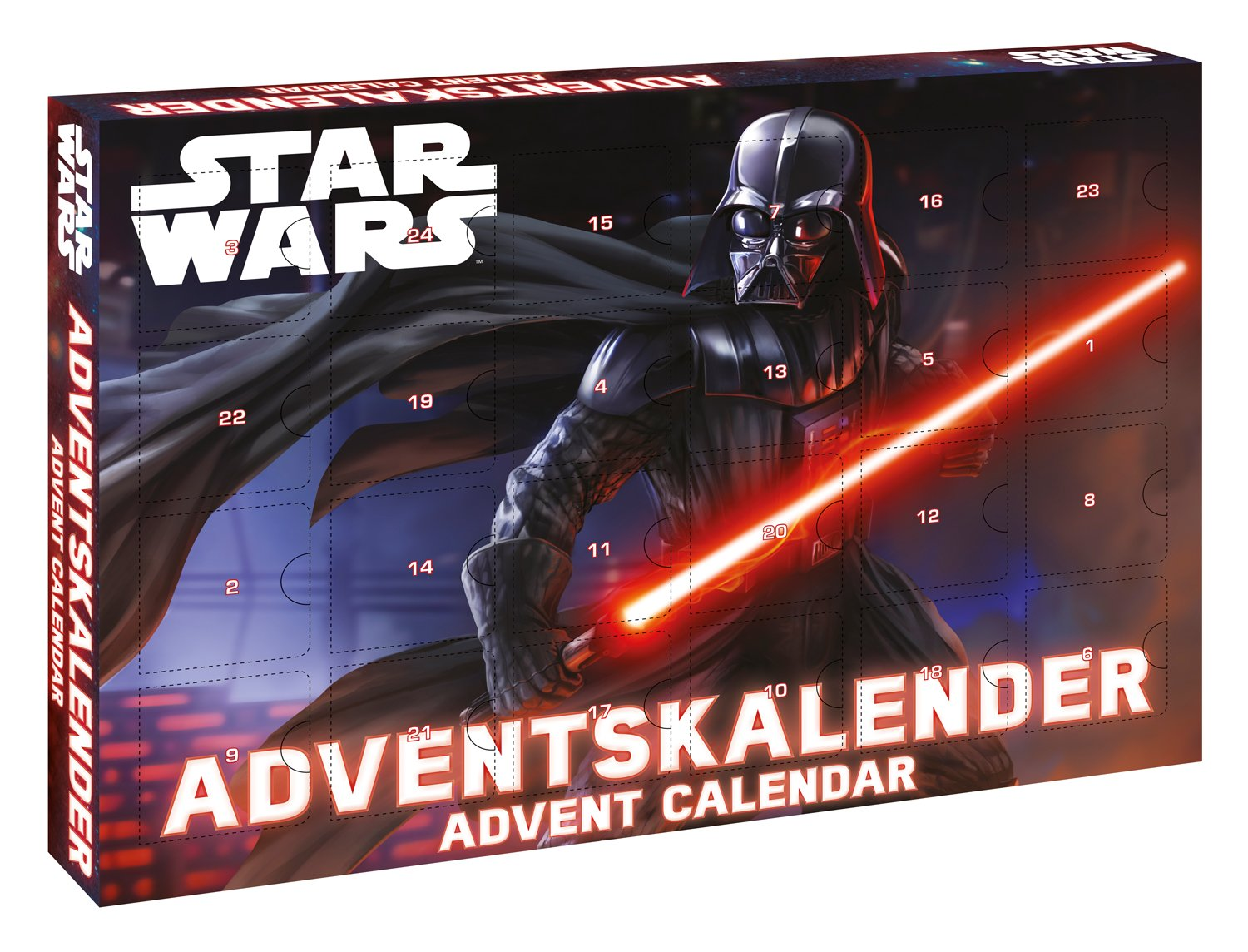 Craze 52106 - Adventskalender Star Wars Craze_52106