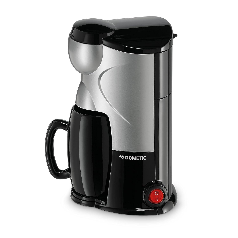 Dometic PerfectCoffe MC 01 - Cafetera de 24 V para una taza, con conector para mechero: Amazon.es: Coche y moto