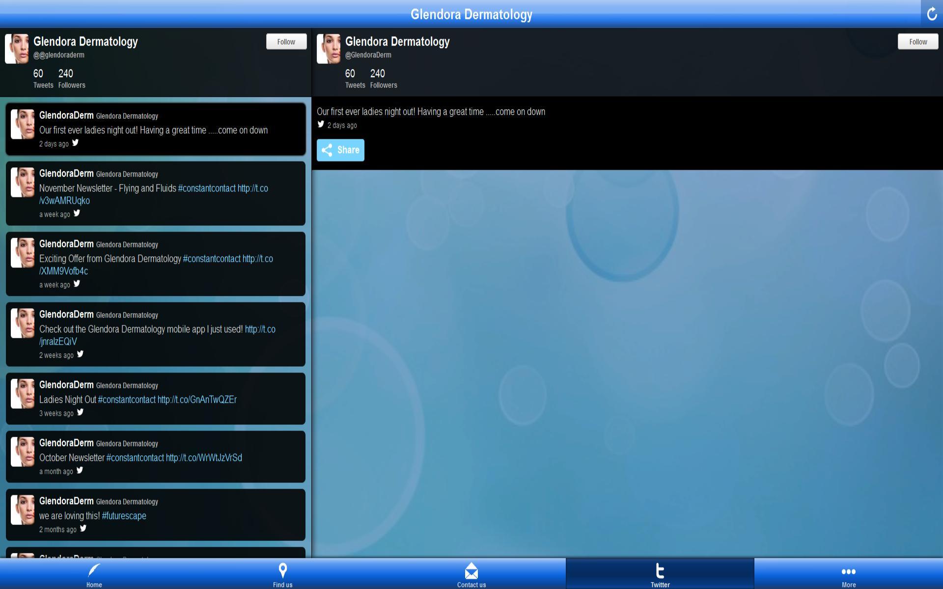 Amazon com: Glendora Dermatology: Appstore for Android