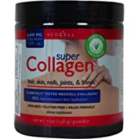 NeoCell Super Collagen Powder 6,600milligram Collagen Types 1 and 3 Unflavored  7 Ounces
