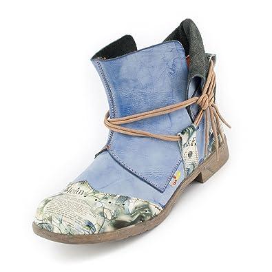 TMA Damen Boots, Rosarot - 41