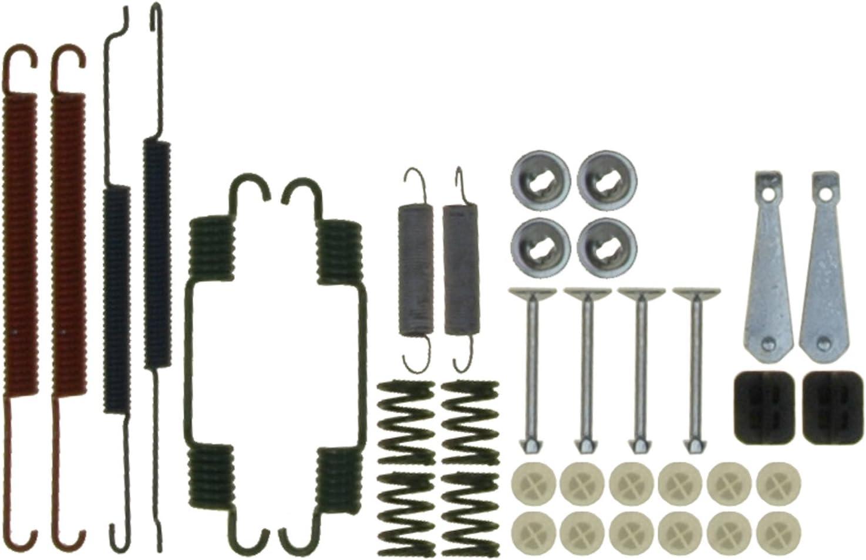 Raybestos H17478 Professional Grade Drum Brake Hardware Kit