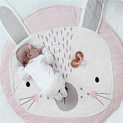 Maistore Alfombra de gateo, diseño de conejo, ideal para sus ...