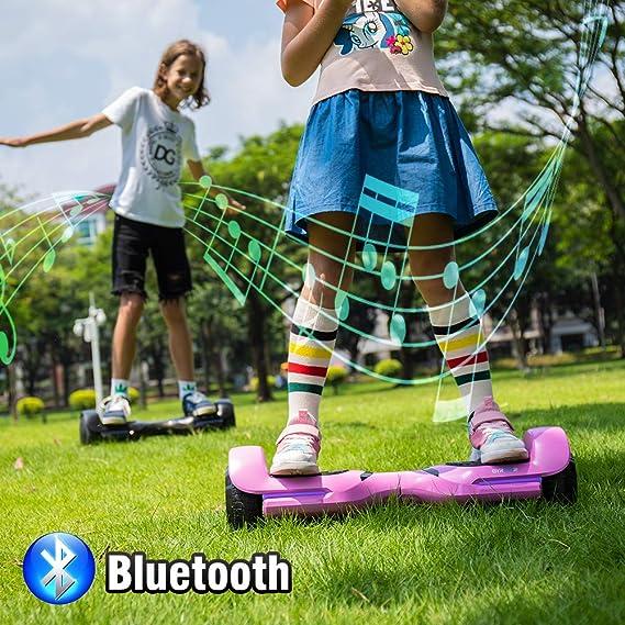 Amazon.com: Gyroshoes Hoverboard UL 2272 - Tabla de ...