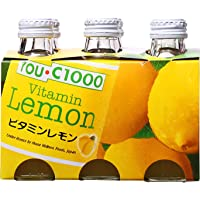 YOUC1000 Vitamin Lemon Drink, 140ml (Pack of 6)