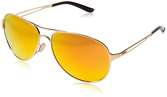 a7dcbd6754 Oakley Caveat Aviator (Polished Gold