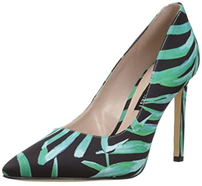 37afc0fcfe1 Nine West Women s Tatiana Fabric Pump