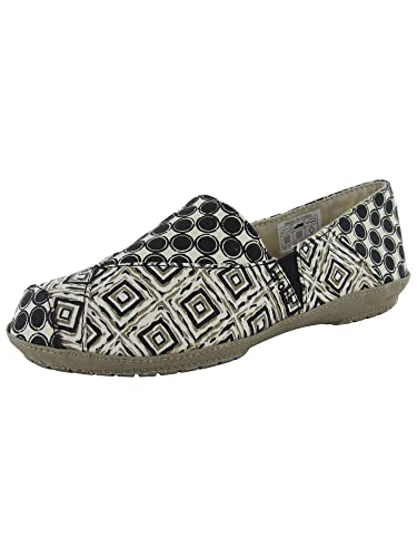 newest collection largest selection of online retailer Crocs Womens Angeline Graphic Loafer Slip On Shoes