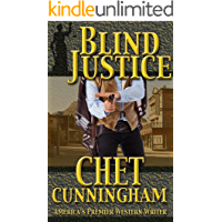 Blind Justice (Mr. Justice Book 2)