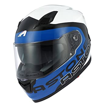 Astone Helmets Casco de Moto Integral GT900 GT900-PUL-BLXXL
