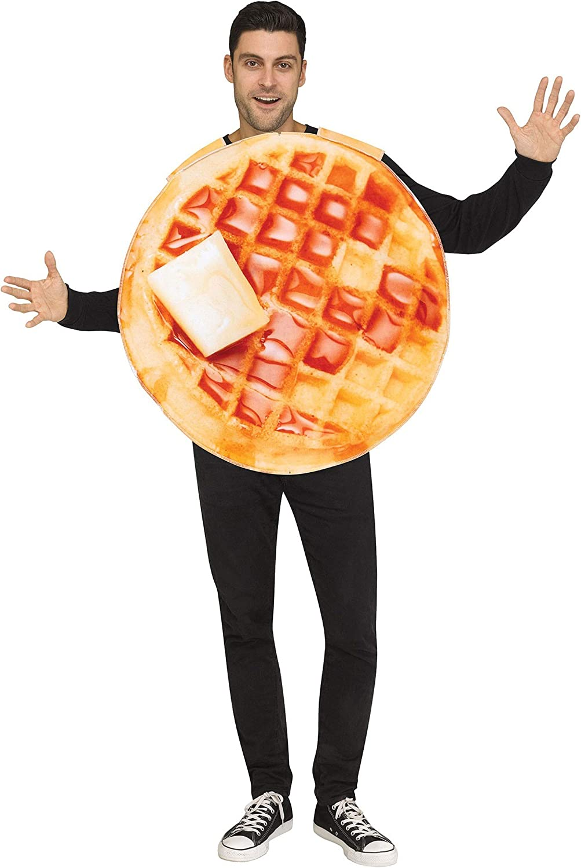 Fun World Adult Waffle Costume
