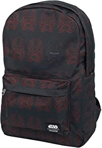 Loungefly Sith Trooper Nylon Backpack Rise of Skywalker