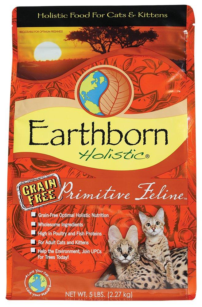 Earthborn Integral Primitive Feline, Comida para gatos - 2 ...