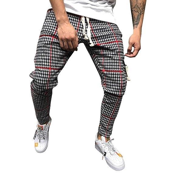 Pantalones De Hombre Vaqueros Ajustados PantalóN Y Chaqueta ...