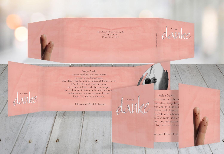 Kartenparadies Danksagung für Hochzeitsgeschenke Hochzeit Dankeskarte Fingerpaar, hochwertige Danksagungskarte Hochzeitsglückwünsche Hochzeitsglückwünsche Hochzeitsglückwünsche inklusive Umschläge   10 Karten - (Format  215x105 mm) Farbe  HellRosa B01MR8ELA1 | Flagship-Store  | 6df6a1