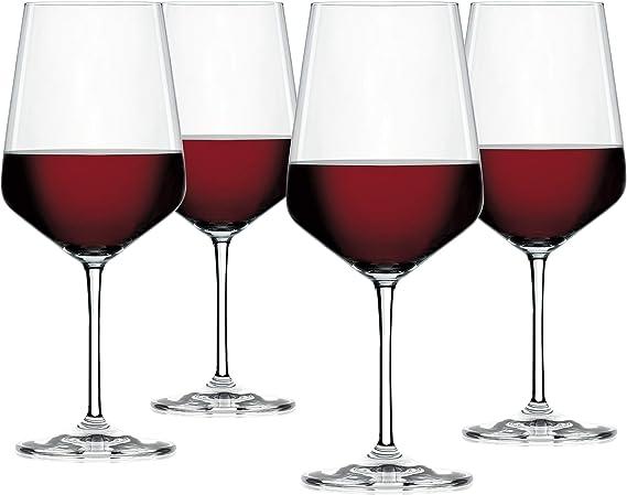 Spiegelau 4670181 Red Wine Glasses Cocktail Drinkware
