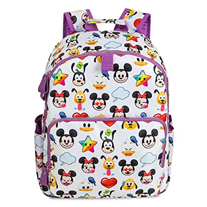 Disney World of Disney Emoji Backpack