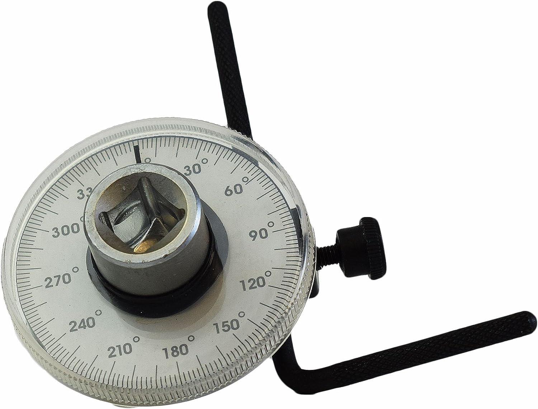 Adattatore di coppia angolare digitale 1.5-340NM chiave dinamometrica Funzione angolare Indicatore angolo di coppia Riparazione automatica Strumenti di torsione professionali AG2-030AN, NERO
