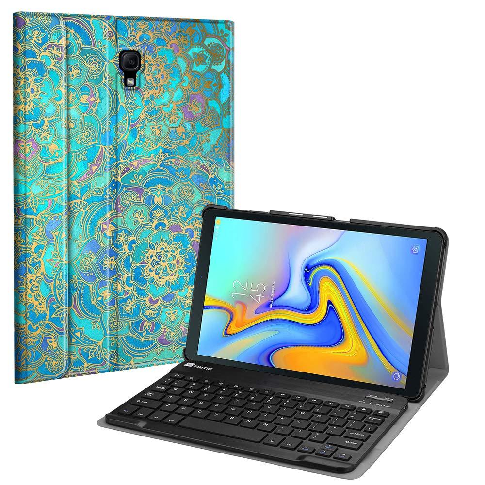 Funda + Teclado Galaxy Tab A 10.5 FINTIE [7NVFKMKC]