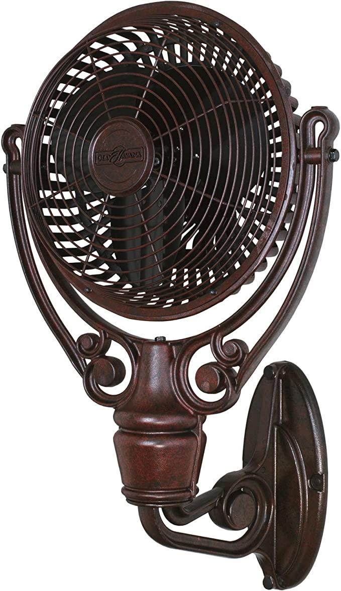 Fanimation Old Havana Outdoor Wall Mounted Fan