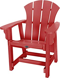 product image for Nags Head Hammocks Sunrise Conversation Chair, Red