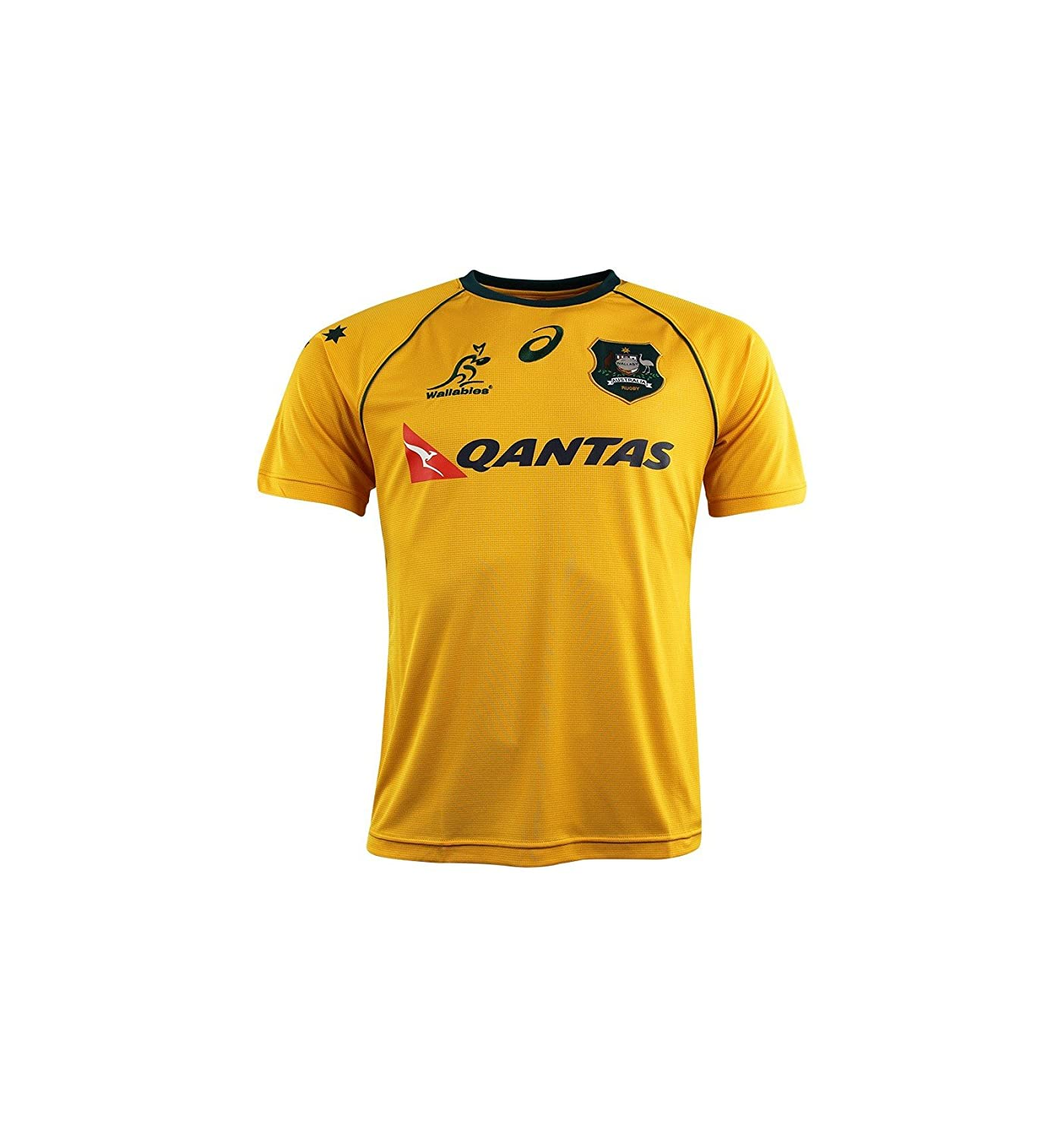 2017-2018 Australia Wallabies Home Pro Rugby Shirt