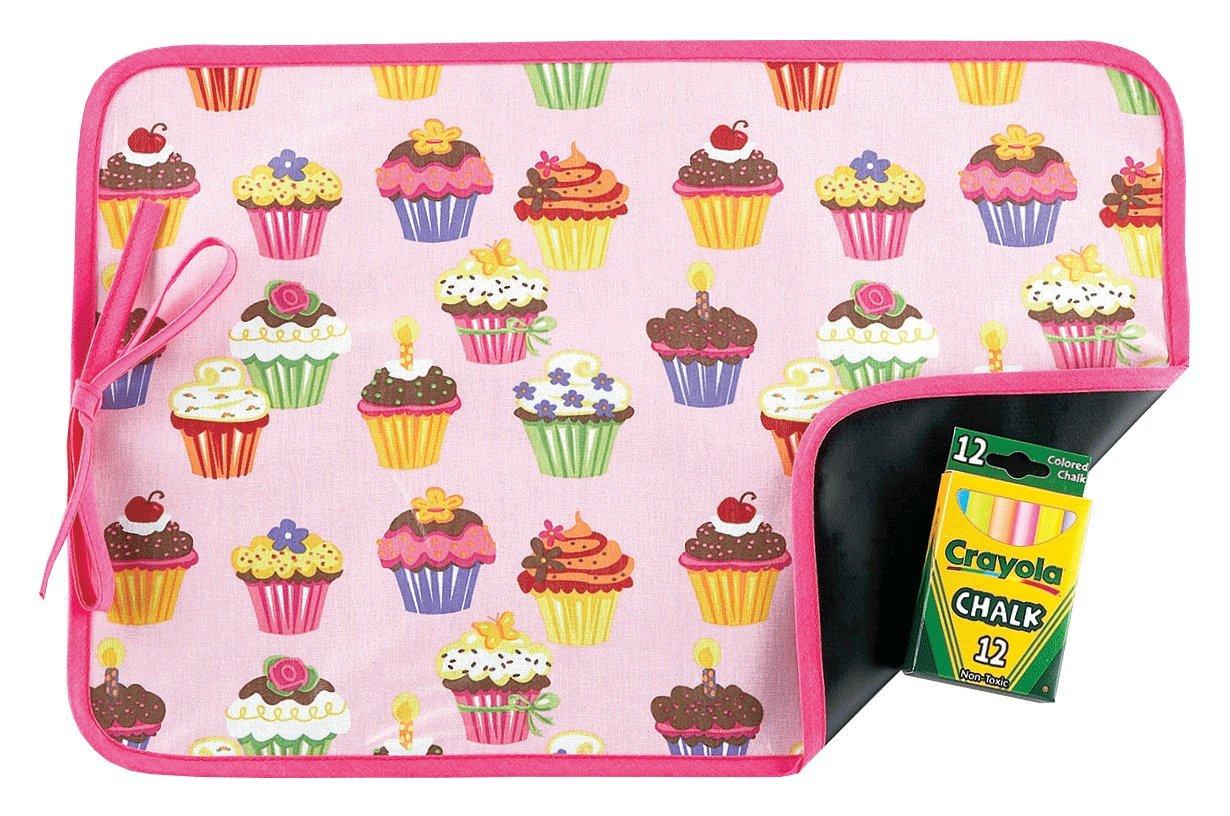 史上一番安い AM PM Reversible Kids PM! Reversible Placemat/Chalkboard, Kids! Cupcakes by AM PM Kids! B00A36RN38, 文林堂四宣斎:266b4361 --- a0267596.xsph.ru