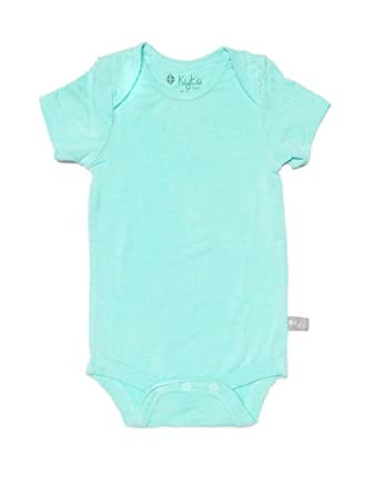 Amazon.com  Kyte BABY Onesie - Unisex Onesies - Short Sleeve Baby Bodysuits  Made from Organic Bamboo Rayon Material  Clothing 3c3841020