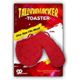 Tallywhacker Toaster - Knit Warmer - Winter Weather Gear for Men - Red - Funny White Elephant Gifts