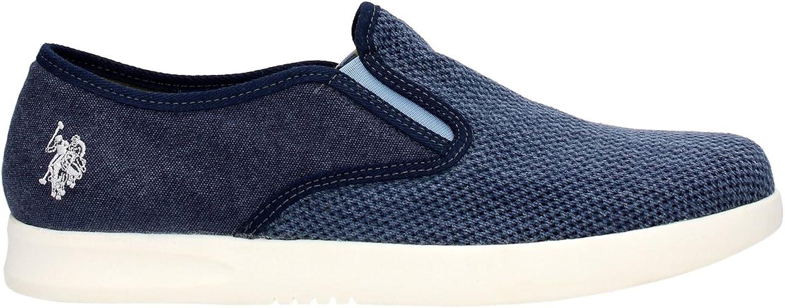 Zapatillas sin Cordones U.S. Polo Assn. Hombre - (NILODKBL) 44 EU ...