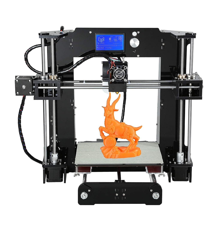 Anet A6 3D-Drucker-Kit DIY Self Assemblyr Hohe Präzision