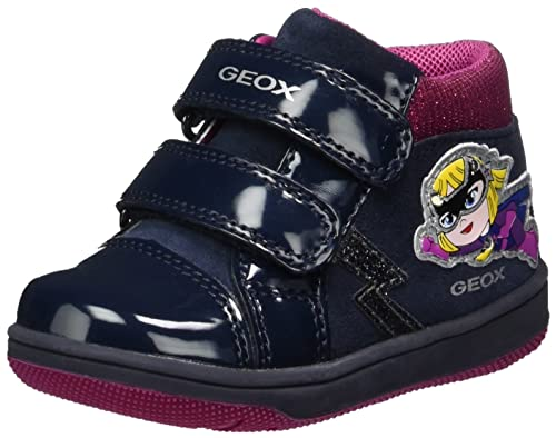 349bc259e925a Geox Baby B New Flick Girl E Trainers  Amazon.co.uk  Shoes   Bags