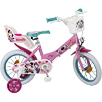 Bicicleta Toimsa Minnie de 14 para la edad