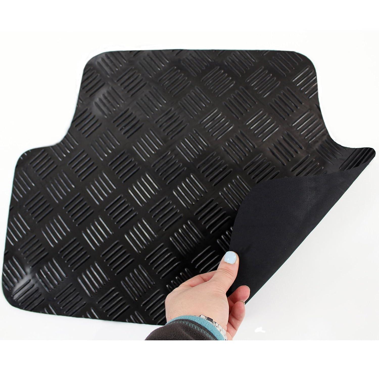 Easimat fed21951 Tailored Rubber Floor Mats 4pc