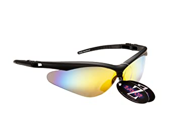Rayzor profesionales ligeros negros UV400 Deportes Wrap ...