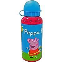 Peppa Pig Aluminium BottleMeal Time,18 x 7 x 7cm
