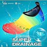 YALOX Women's Men's Water Shoes Outdoor Beach