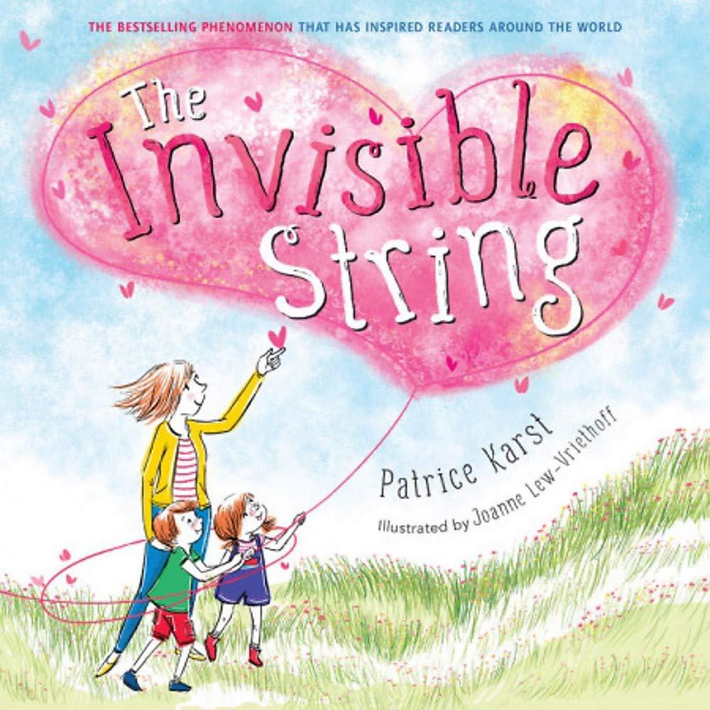 The Invisible String: Amazon.co.uk: Karst, Patrice, Lew-Vriethoff ...