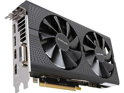Amazon.com  Sapphire PULSE Radeon RX 570 4GB GDDR5 PCI-E Dual HDMI ... 9fbff2037dc