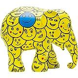 Elefant Parade Limited Edition handbemalt Replica Elefant–Smiles Go Miles (10cm)