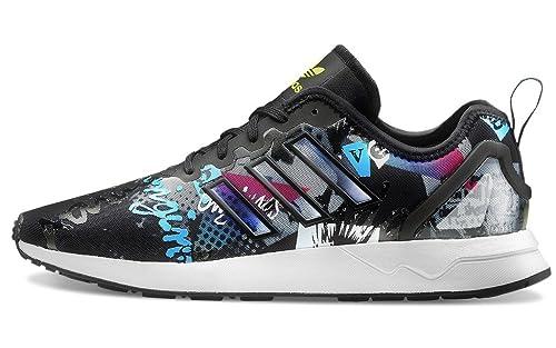 adidas ZX Flux ADV Uomo, Sintetico, Sneaker Bassa, 44 EU