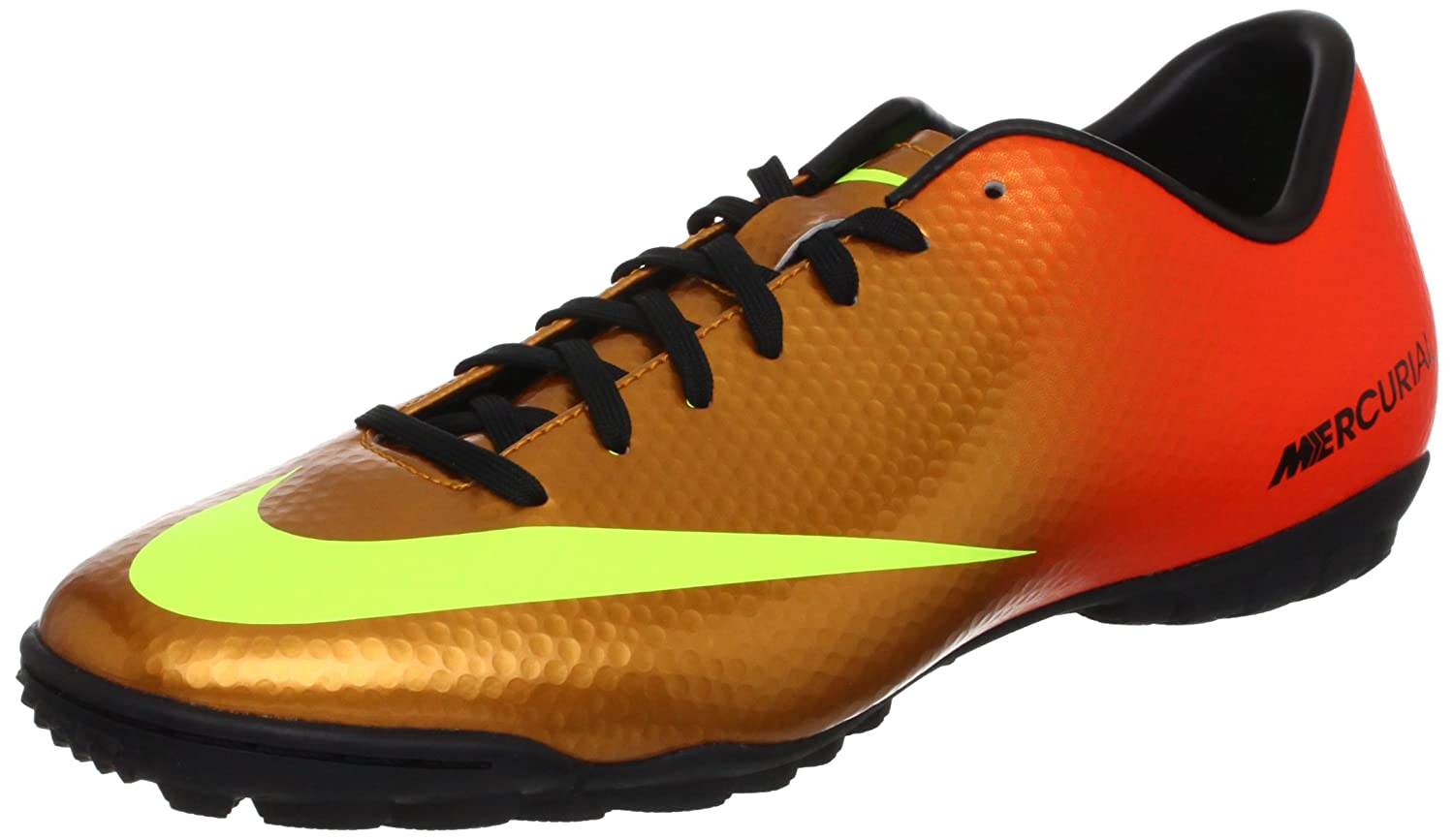 Nike Mercurial Victory IV TF - (Sunset/Total Crimson/Black/Volt) B008D35FO2 7.5 D(M) US
